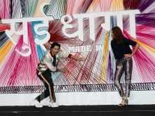 Varun Dhawan and Anushka Sharma have a blast at Sui Dhaaga trailer launch