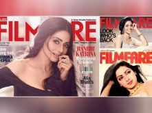 Sridevi's 55th birthday: A look back at the late diva's Filmfare covers