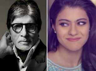 Amitabh Bachchan to do a cameo in Kajol's Helicopter Eela but with a twist