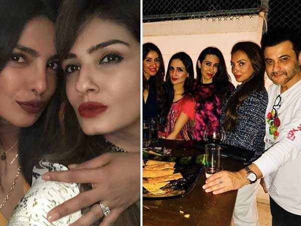 All the inside pictures from Manish Malhotra's starry bash