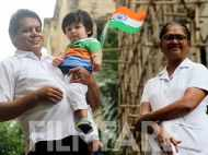 Oh so cute! Taimur Ali Khan celebrates Independence Day