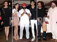 The Pataudis and Kapoors join Saif Ali Khan for his 48th birthday bash