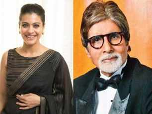 Kajol shares inside details about Amitabh Bachchan's role in her next