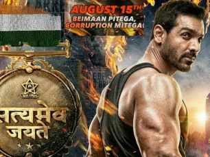 Satyameva Jayate takes an excellent start at the box-office