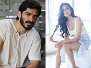 Has Harshvardhan Kapoor found love in Malavika Mohanan?