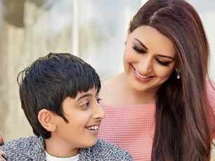 Sonali Bendre's son posts an emotional message in this tough hour