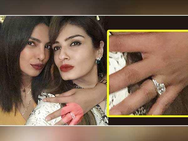 Here's the real price of Priyanka Chopra's engagement ring