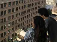 Aryan and Suhana Khan bond in California