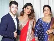 Mom Madhu Chopra has some great advice for Priyanka Chopra and Nick Jonas