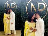 Here's the first picture of Priyanka Chopra and Nick Jonas from there Roka