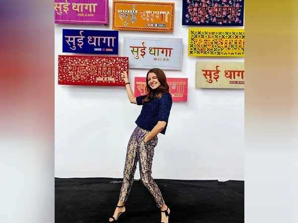 Anushka Sharma on how she prepped up for Sui Dhaaga - Made In India