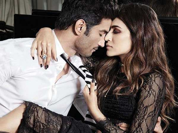 Kriti Sanon and Sushant Singh Rajput headed for splitsville?