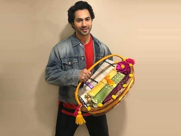 Varun Dhawan's gifts for this Raksha Bandhan is inspired from Sui Dhaaga