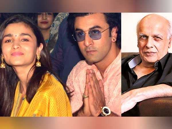 Mahesh Bhatt opens up about Alia Bhatt's relationship with Ranbir Kapoor