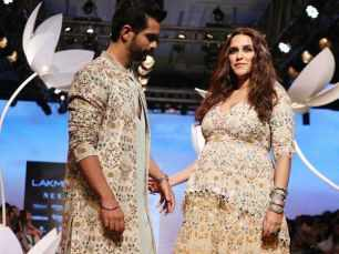 Neha Dhupia shares Angad Bedi's reaction on her pregnancy