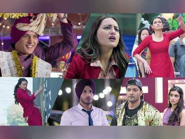 Happy Phirr Bhag Jayegi does better business than its first part