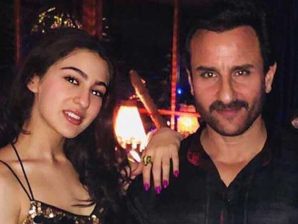 Sara Ali Khan & Saif Ali Khan to not come together for Hindi Medium sequel?