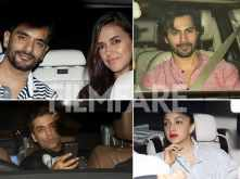 Good friend Karan Johar hosts a special birthday bash for Neha Dhupia