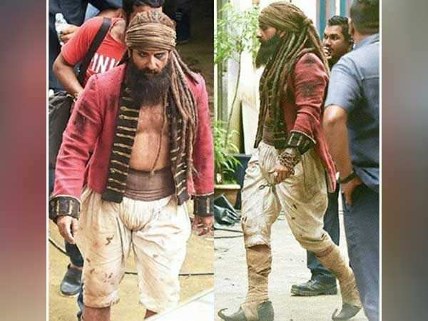 Saif Ali Khan's new look in Hunter will definitely give you the chills