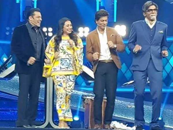 Shah Rukh Khan & Rani Mukerji to feature on Salman Khan's Dus Ka Dum