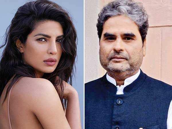 Vishal Bhardwaj confirms his next with Priyanka Chopra
