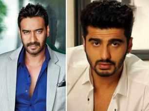 Ajay Devgn wants Arjun Kapoor to work in his next film