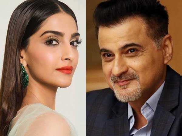 Sonam Kapoor begins shooting for The Zoya Factor with Sanjay Kapoor