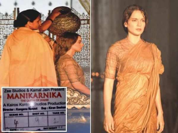 Kangana Ranaut clears rumours of her being the director of Manikarnika