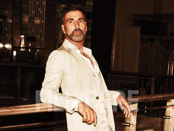 Filmfare Exclusive! Akshay Kumar on striking Gold yet again