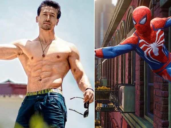Tiger Shroff to be seen in a Spider Man avatar in SOTY 2?