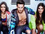 It's a kiss for Tiger Shroff in Student Of The Year 2