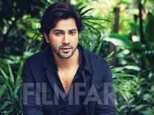 Making of Varun Dhawan's latest Filmfare cover shoot
