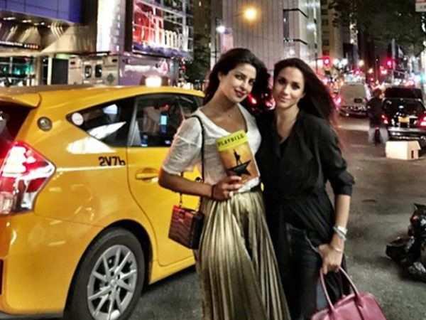 Meghan Markle cannot be Priyanka Chopra's maid of honour