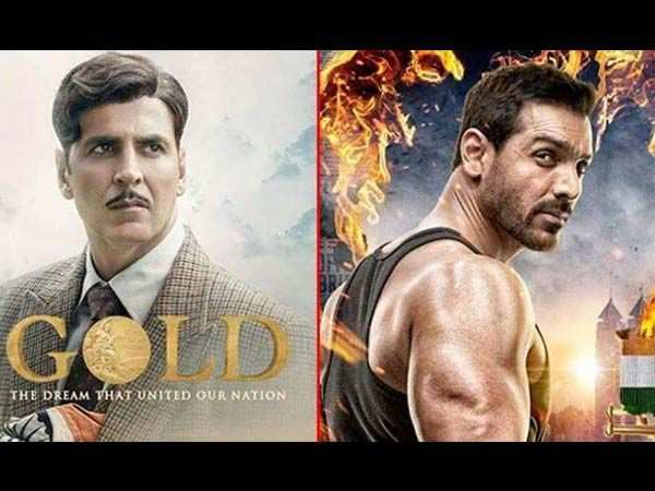 Gold and Satyameva Jayate build on their impressive start at the box-office
