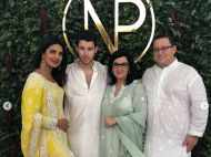 Is Nick Jonas' dad already missing India?