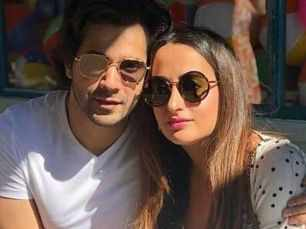 Varun Dhawan and Natasha Dalal's London holiday pictures scream love
