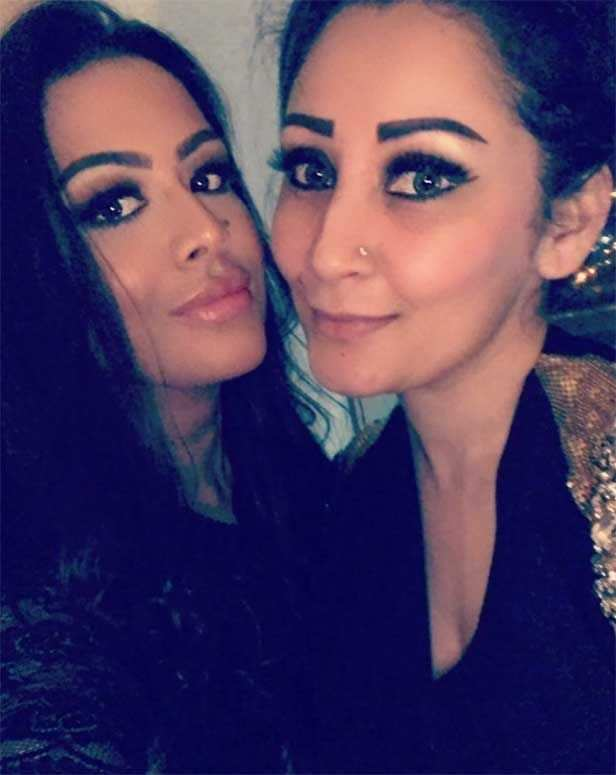 Sanjay Dutt's elder daughter Trishala Dutt celebrates her 30th birthday