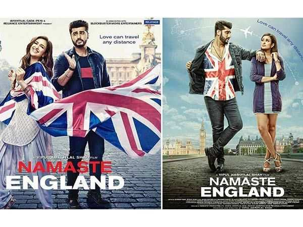 Check out the latest posters of Namaste England