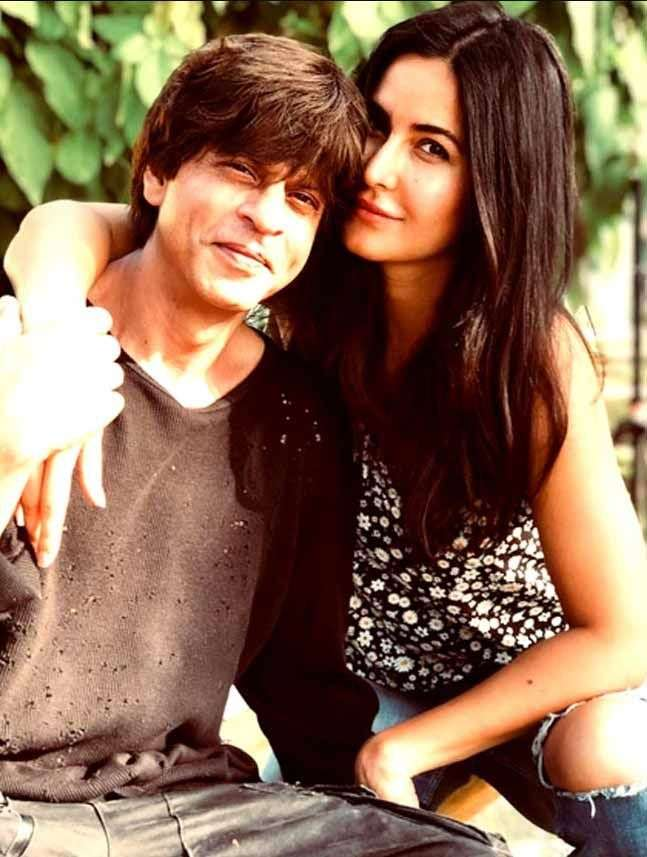 Shah Rukh Khan, Salman Khan and Katrina Kaif to come together on screen for the first time