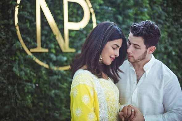 Engagement celebrations continue for Priyanka Chopra
