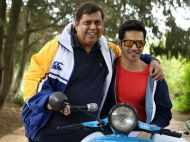 Varun Dhawan stitches a shirt as a birthday present for dad David Dhawan