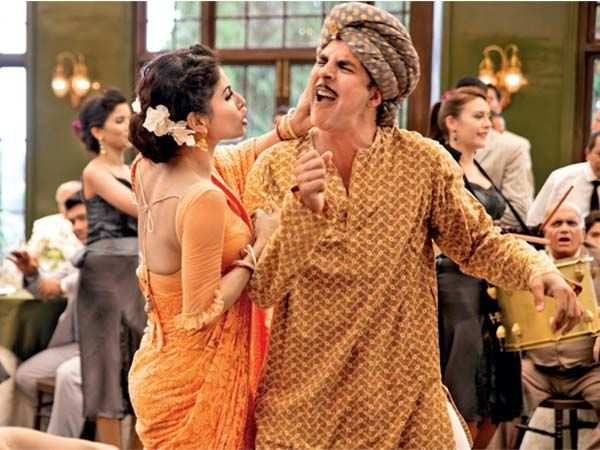 Gold inches close to earning Rs 100 crores at the box-office