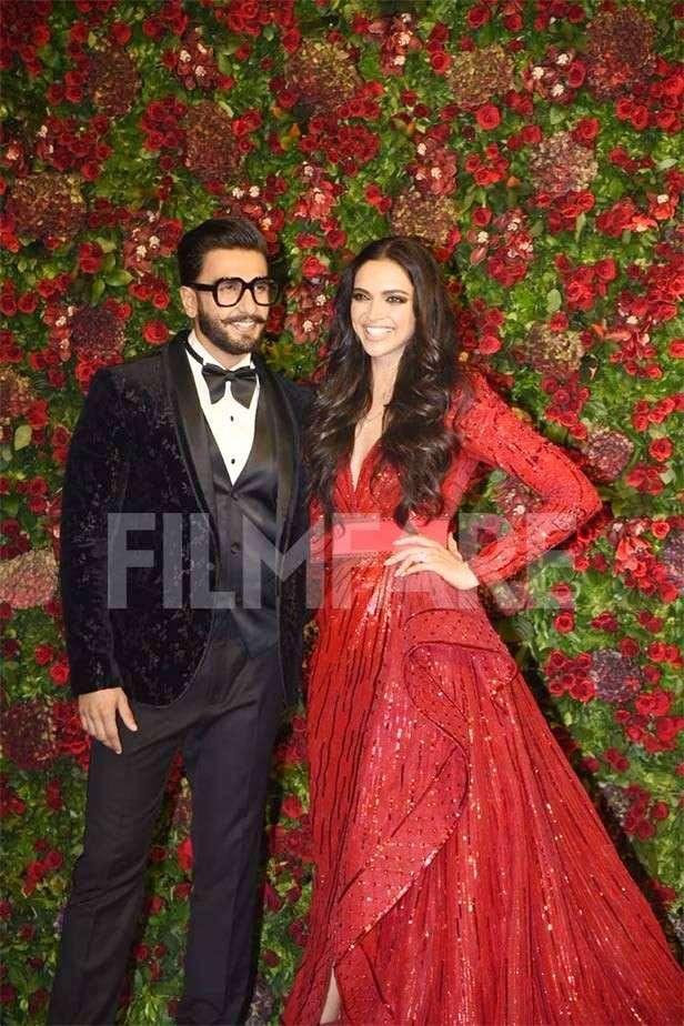 Shah Rukh Khan, Malaika Arora, Ranveer Singh, Deepika Padukone, DeepVeer, Filmfare, Dil Se, Chaiyya Chaiyya