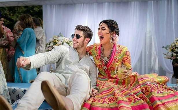 Priyanka and Nick