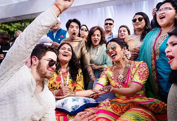 Priyanka Chopra, Nick Jonas, Hindu Wedding, Nickyanka wedding, Filmfare
