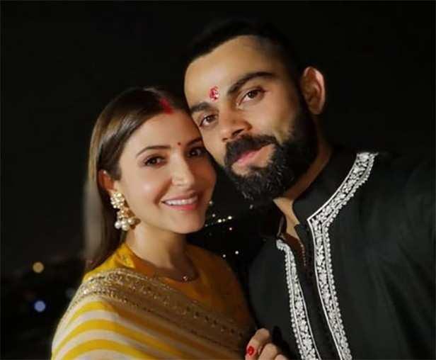 Anushka Sharma, Virat Kohli, Virushka
