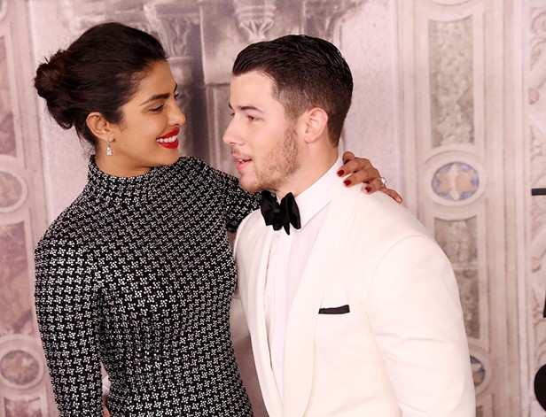 Priyanka Chopra, Nick Jonas, Kevin Jonas, Filmfare
