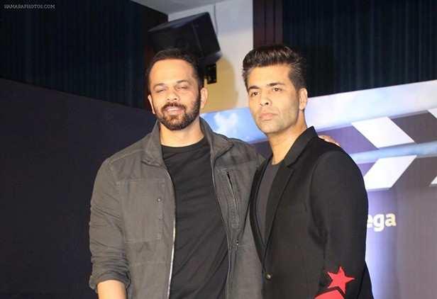 Akshay and Karan