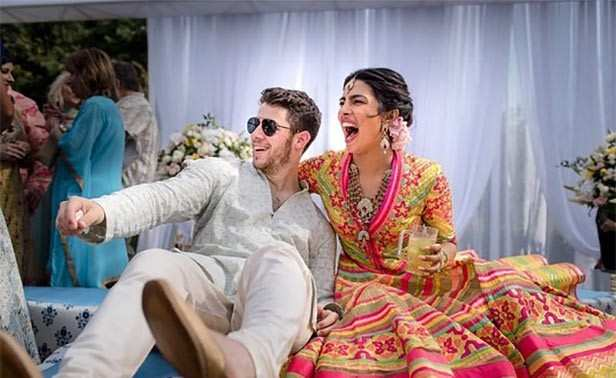 Parineeti Chopra, Nick Jonas, Priyanka Chopra, Nickyanka