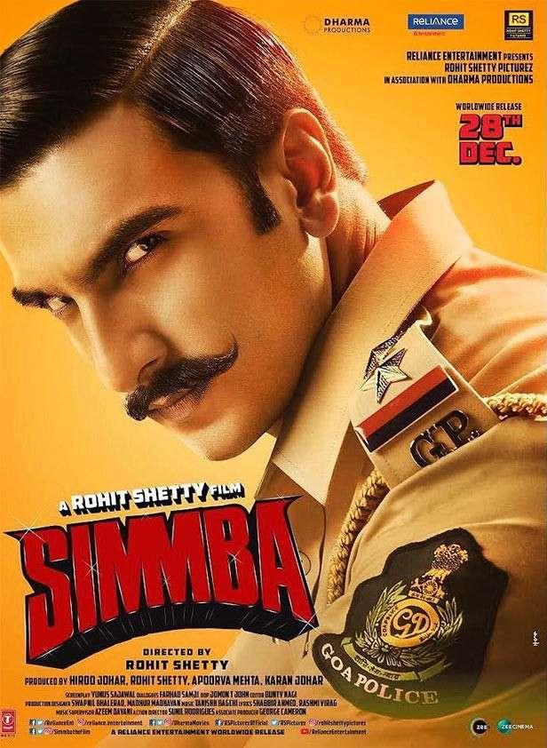 Simmba, Deepika Padukone, Ranveer Singh, Padmaavat, Rohit Shetty, Filmfare, DeepVeer, Sanjay Leela Bhansali